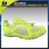 casual running anti slip football athletic spike shoes