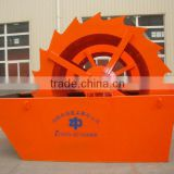Sand Washer mining machinery uses for high building/railway construction/large scale irrigation