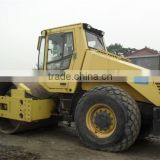Used road roller BOMAG BW219DH-3 Used compactor germany roller Single-cylinder vibratory rollers