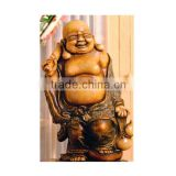 Laugh at the Buddha Lucky Buddha Resin Buddha