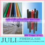 White Polyester Glassfibre / Fibreglass Rod - 3mm,4mm,5mm,6mm,8mm,10mm                                                                         Quality Choice