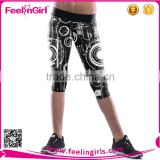 HOT Wholesale Custom Womens Printed Leggings Tights                                                                         Quality Choice
