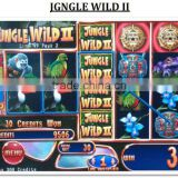WMS NXT JGNGLE WILD II(New 60 Line ) Game PCB