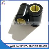 European standard metric system self-lubricating plastic linear motion guides ball bearings used in chemicals industries