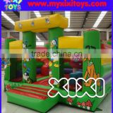 XIXI Commercial use duck and dog Inflatable Bounce house for party                                                                         Quality Choice