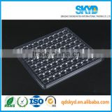 Factory direct sale processing custom PET box, electronic environmental blister tray, wholesale