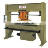 shoe making machine /leather cutter /movable trolley press