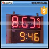 RC&PC Computer Controled,Operated easily,15inch led gas station price sign board/displays
