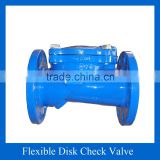 Rubber Flap check valve for sump pump
