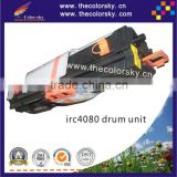 (DUC-4080) color copier drum image imaging unit for Canon irc4080 irc 4080 4080i irc4580 4580i GPR-21 GPR21 bk/c/m/y