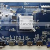 Industrial grade Real 4k(3840X2160@60hz) LCD controller board support HDMI 2.0&DP1.2