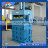 Vertical Waste Plastic Paper baler machine,mini hay baler for sale, mini rice husk baler machine price,baler manufacturer