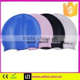 waterproof swimming cap silicone funny design                                                                                                         Supplier's Choice