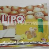 HALAL cream Butter biscuits cookies with 230G Bag Packaging for Bangladesh and Pakistan
