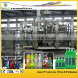 Carbonated drinks bottled filling machinery/soda water making plant                                                                         Quality Choice