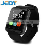 U watch 8 smart watch Bluetooth watch android remote camera sync music phone book QQ facebook message