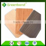 acm panel systems wood board ceiling decoration