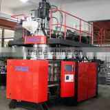 Plastic mannequin accumulator head extrusion blow molding machine price