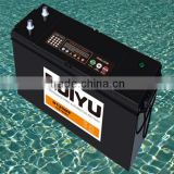 110AH SMF battery for sale car battery / auto battery made in China/ lead acid battery in warehouse