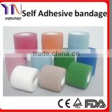 Medical self-adhesive elastic bandage CE FDA Manufacturer