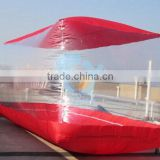 Hot sale Clear PVC Car Cover Inflatable Garage for Car and Motor Bike                                                                         Quality Choice