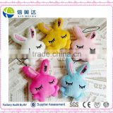 Cute Rabbit Baby Soft Plush Kids Baby Toys Cartoon Rabbit Embrace Heart Bowkot Stuffed Toys Gift