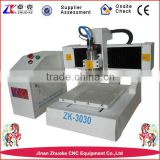Mini PCB CNC Router ( Milling&Dring&Engraving) 300*300MM ZK-3030