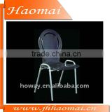 HOT SALE!! Modern Clear Acrylic Chair,bent glass office chair,clear plastic chair, fancy coffee chair