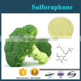 Broccoli Extract, Broccoli Sprout Extract, Sulforaphane 0.5%-98% CAS No.: 4478-93-7