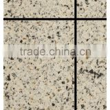 Water-born granite effect coating for construction