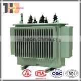 Three Dimensional Triangle Iron Core 11KV Cast Resin Dry Type Transformer Made In China Dry type transformer 10 kv SCB(10)