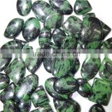 NATURAL RUBY ZOISITE CABOCHON BEAUTIFUL COLOR AMAZING QUALITY LOT