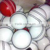 Custom leather cricket balls