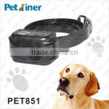 Fashion Automatic Waterproof Dog Electric Shock Anti Bark Collar with Adjustable TPU Strap