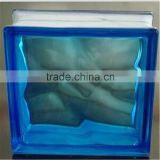 blue sea wave blue oblique line ligh purple cloudy light purple parallel glass block price