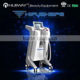 Pigment Removal Good Quality HIFU Slimming Machine Eyes Wrinkle Removal / Hifu Machine For Loose Weight Anti-aging