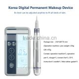 Variable speed permanent make up Machine Skin micro needling device