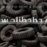 waste Recycled Tire Rubber Scrap