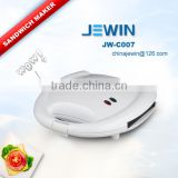 Hot selling 2 slice electric sandwich maker toaster