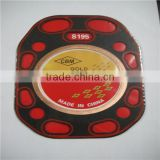 landini engine gasket/ engine head gasket/ single diesel engine head gasket/tractor engine gasket/ R180A cylinder head gasket