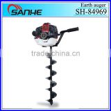 Gasoline Earth Auger/CE/GS/Ice auger drill bit/Soil drill