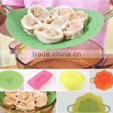 MA-1000 2013 Best Selling FDA Approved Folding Silicone Steamers For Dumpling