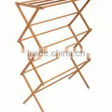 bamboo bathroom multifunctional rack ,foldable rack