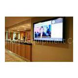 LG / Samsung 19inch Wall Mount Large LCD Display Advertising Indoor , Os Windows / Android System