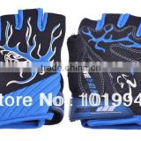 New Bike Bicycle Half Finger Cycling Gloves Mountain Bike Riding Gloves Free Shipping 0315