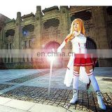 Hot Selling Sword Art Online Asuna Cosplay Costumes For Women Cosplay