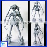 OEM Movie Character Cartoon Sexy Grils Resin Figure