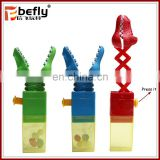 Wholesale colorful plastic crocodile grabber toy candy