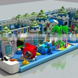 kids playground/professional amusement park supplies/kids soft play playground