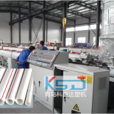 PPR cold and hot water pipe production line